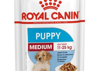 Medium Puppy (паштет)